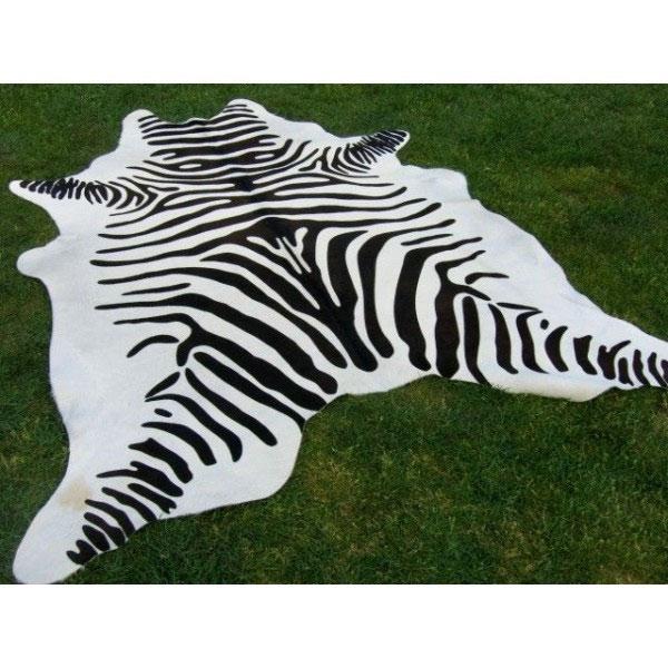 koeienhuid zebra meubelvisie