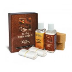 Leather Master Wax-On Kit