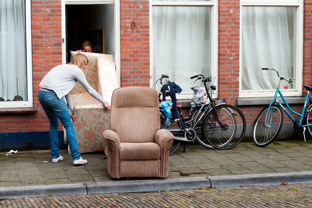 meubels weggooien