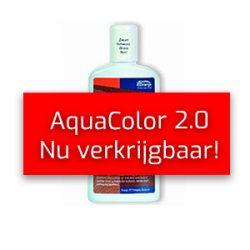 Aquacolor 2.0 nu verkrijgbaar!
