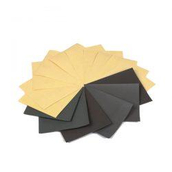 Schuurpapier DIN A6 set