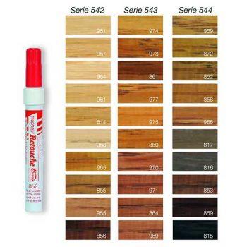 Bijwerk stift voor hout