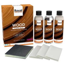 Wood Care Kit Natural Wood Sealer