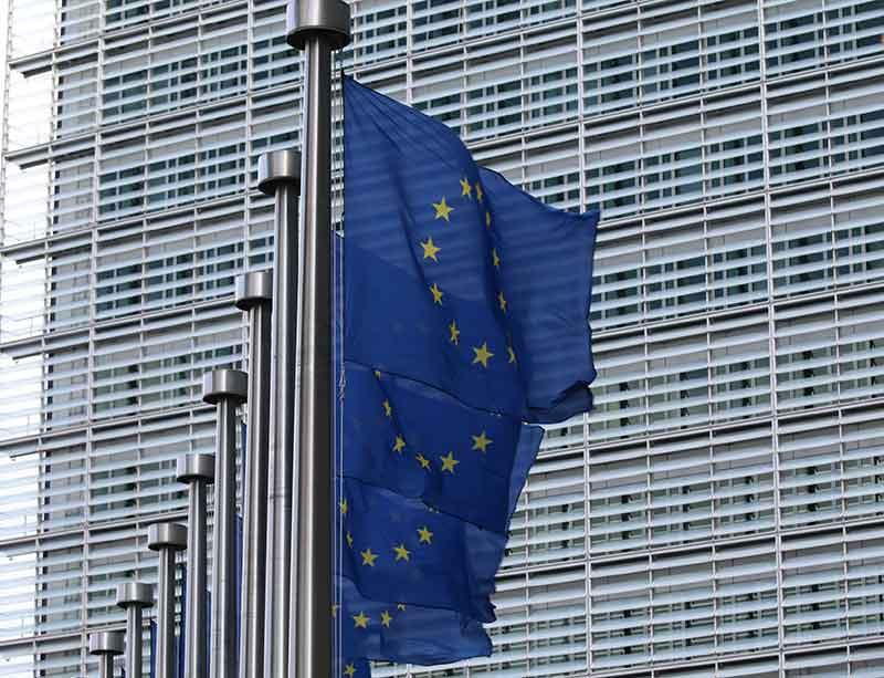 Vlaggen Europese Unie