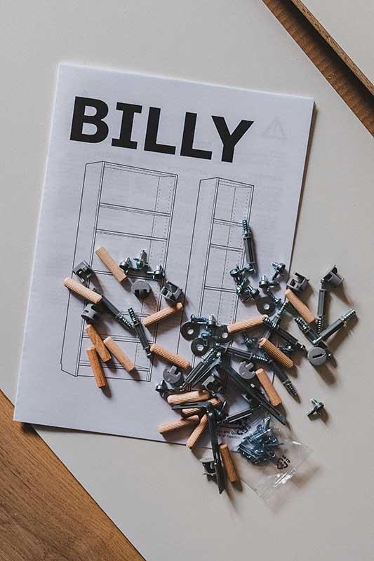 Ikea - De Billy