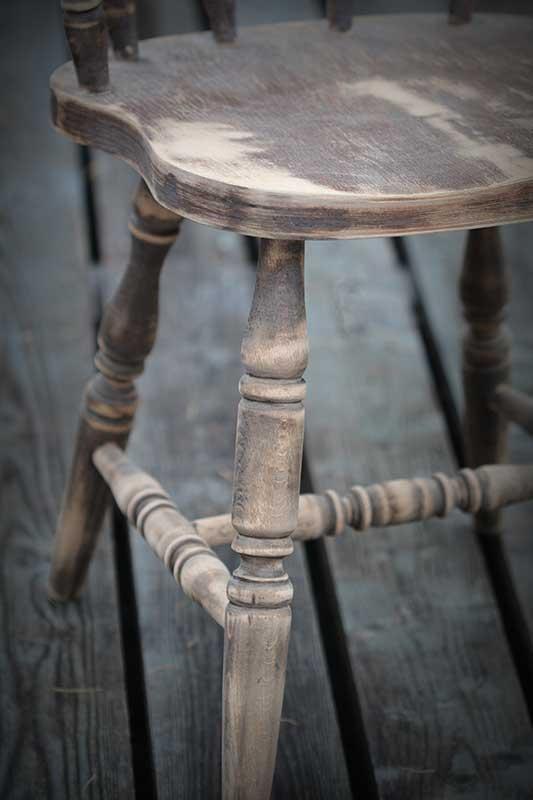wankele stoel